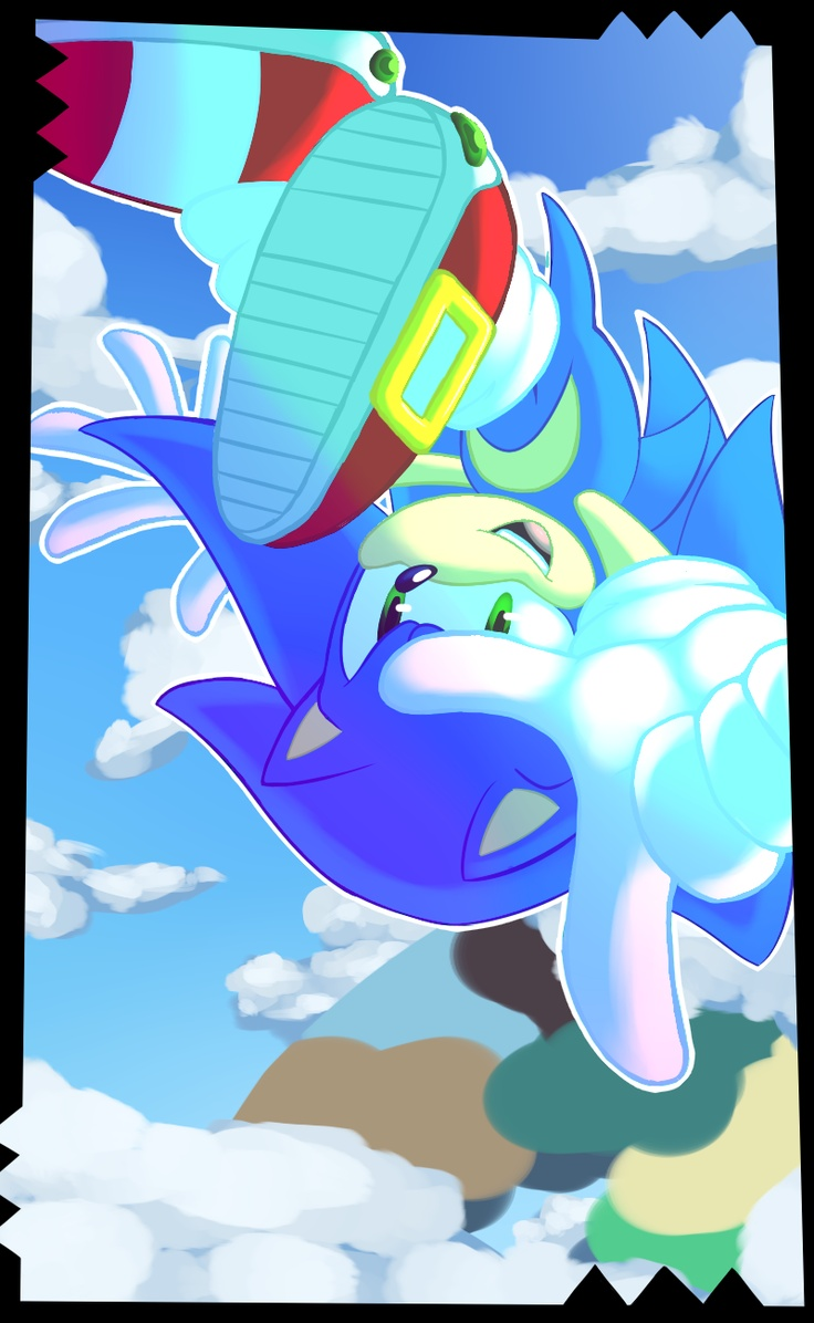Sonic LOST WORLD by Blazing-Lilly-Prower.deviantart.com on @deviantART