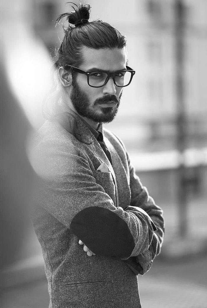 1001 Ideen Zum Thema Langhaarfrisuren Manner Hipster Mann