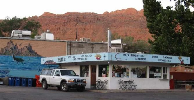 Top 10 Restaurants Moab, UT