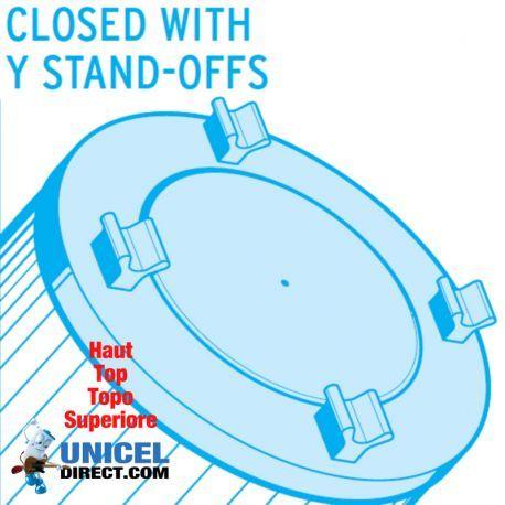 Filtre UNICEL C 7367 compatible Dimension One Spas 78,00 €  Filtres spa piscine par marque, Filtre Spa, Cartouches Spa/Piscine, Dimension One Spas, Cartouche de filtration, Haut fermé avec coussins en Y, Bas ouvert avec fermeture ¼ de tour