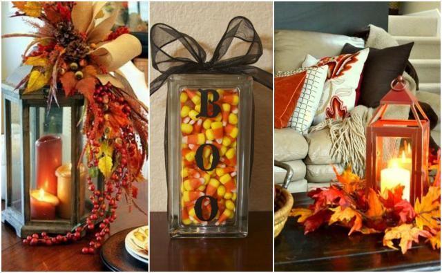 13 dodatków w ciepłych i jesiennych kolorach do domu