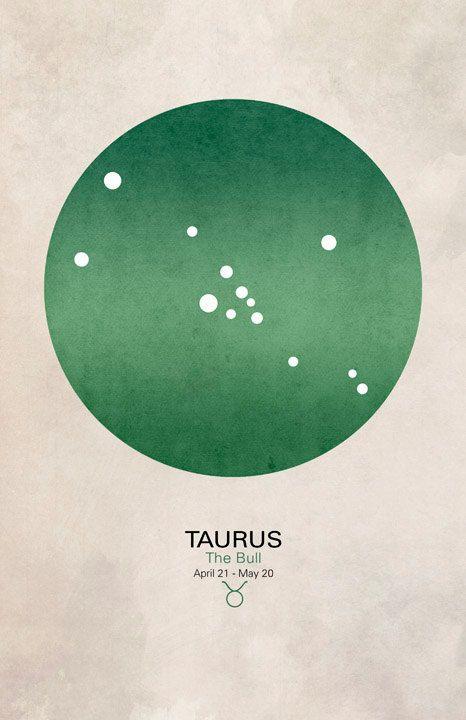 Taurus Art by cegphotographics on Etsy
