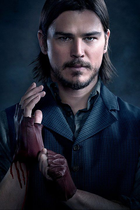 Josh Hartnett in Penny Dreadful (2014)