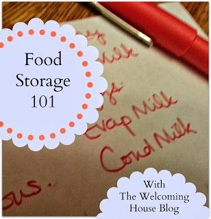 Because Dessert is the Best Thing Food Storage Ever Created!   The Welcoming House Blog