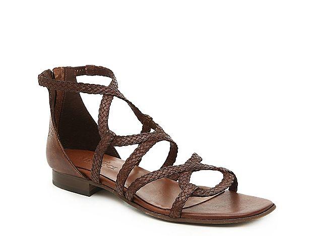 e40c17b9e7a Women Galway Gladiator Sandal -Dark Brown