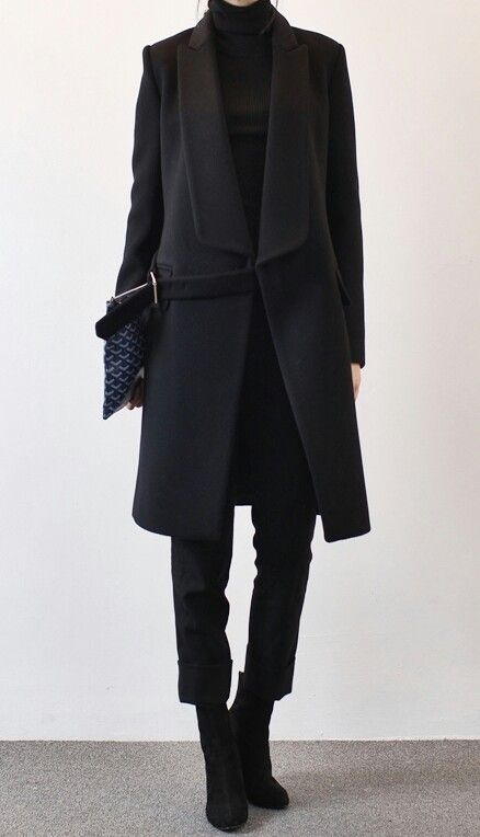 schöner mantel