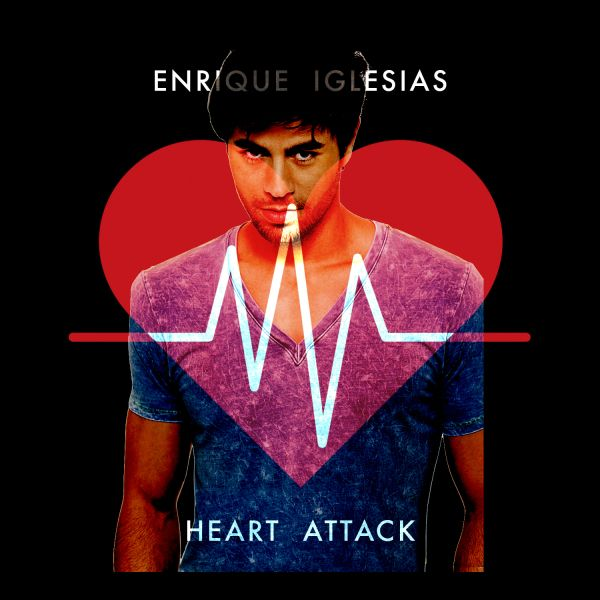 We LOVE the new Enrique song- Heart Attack!