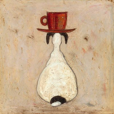 Coffee Cup by Sam Toft