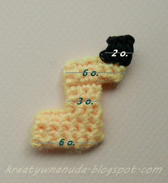 kreatywna nuda: schemat Pikachu od kreatywnejnudy... Free Crochet Pattern Pikachu