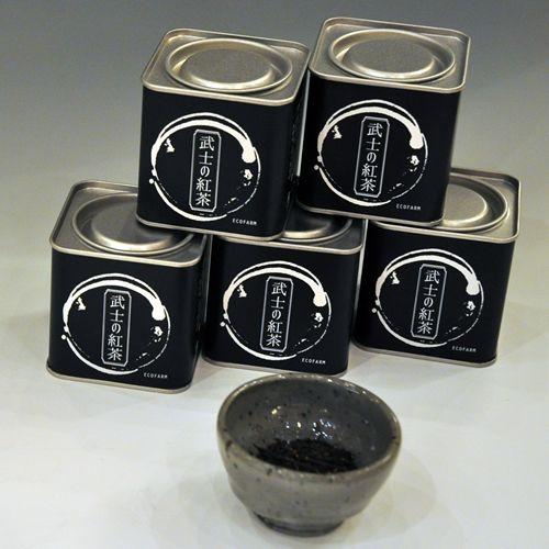 新特産品コンクール2014 / 武士の紅茶