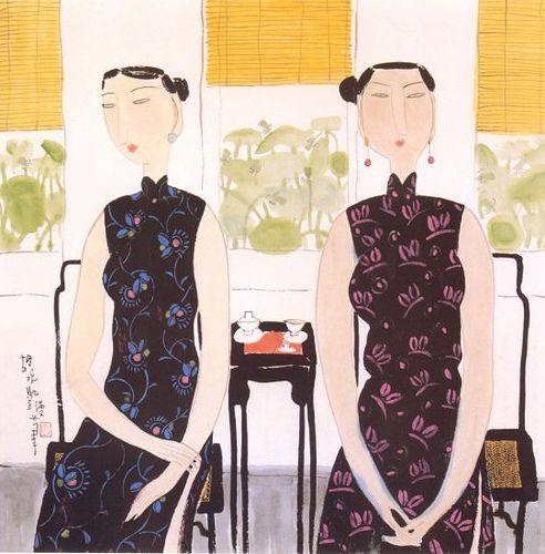 Hu Yongkai (Chinese, born 1945)