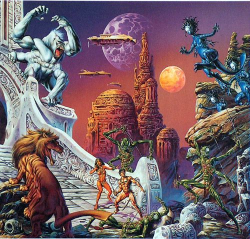 17 Best Images About Classic Fantasy And Sci Fi Art On: 90 Best Space Opera Images On Pinterest