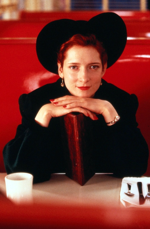 "Glenne Headly as ""Tess Trueheart"" in Dick Tracy. She gave the real leading lady performance in that movie."
