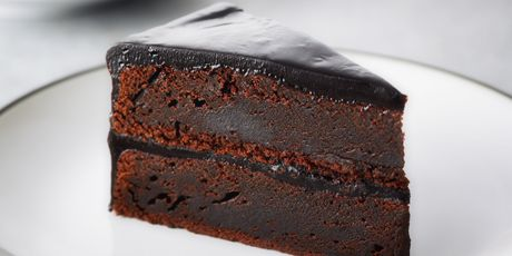 Rich Beet Chocolate Cake