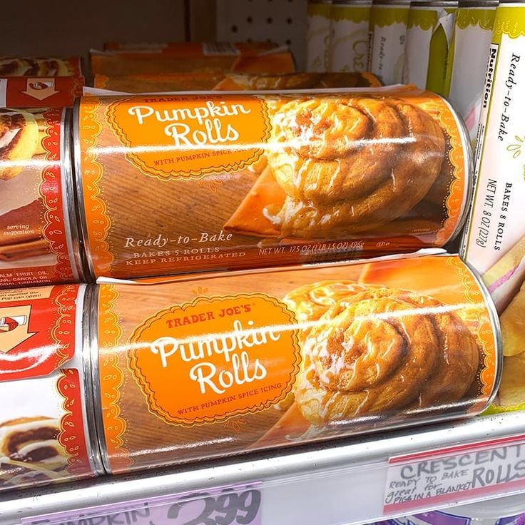 14 of the Best Fall Foods From Trader Joe's That You Have
