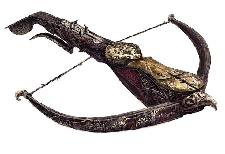 Ottoman Crossbow from Assassin's Creed: Revelations