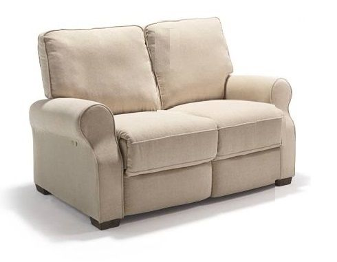 Nuvo Rolled Arm Power Reclining Loveseat by Best at Crowley Furniture in Kansas City.  www.crowleyfurniture.com