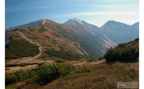 Rákoň (1876 m) a Lúčna (1653 m) » Túra » Tatry.CZ