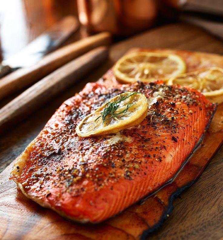 Cedarplanked salmon recipe ninja ninja foodi 65