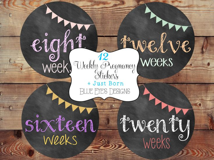 Weekly Pregnancy Stickers,Pregnancy Stickers,Chalkboard Pregnancy Stickers,Pregnancy Announcement,Pregnancy Reveal,Belly Bump Stickers,Bump by blueeyesdesigns27 on Etsy https://www.etsy.com/listing/185297929/weekly-pregnancy-stickerspregnancy