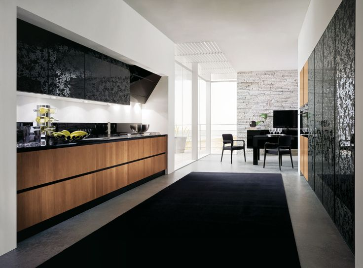 23 best Cucina Moderna Charme - Modern kitchen images on Pinterest ...