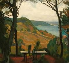 Einar Mogens Wegener (Danish, 1882-1931) «Gadebillede» 1931 - Поиск в Google