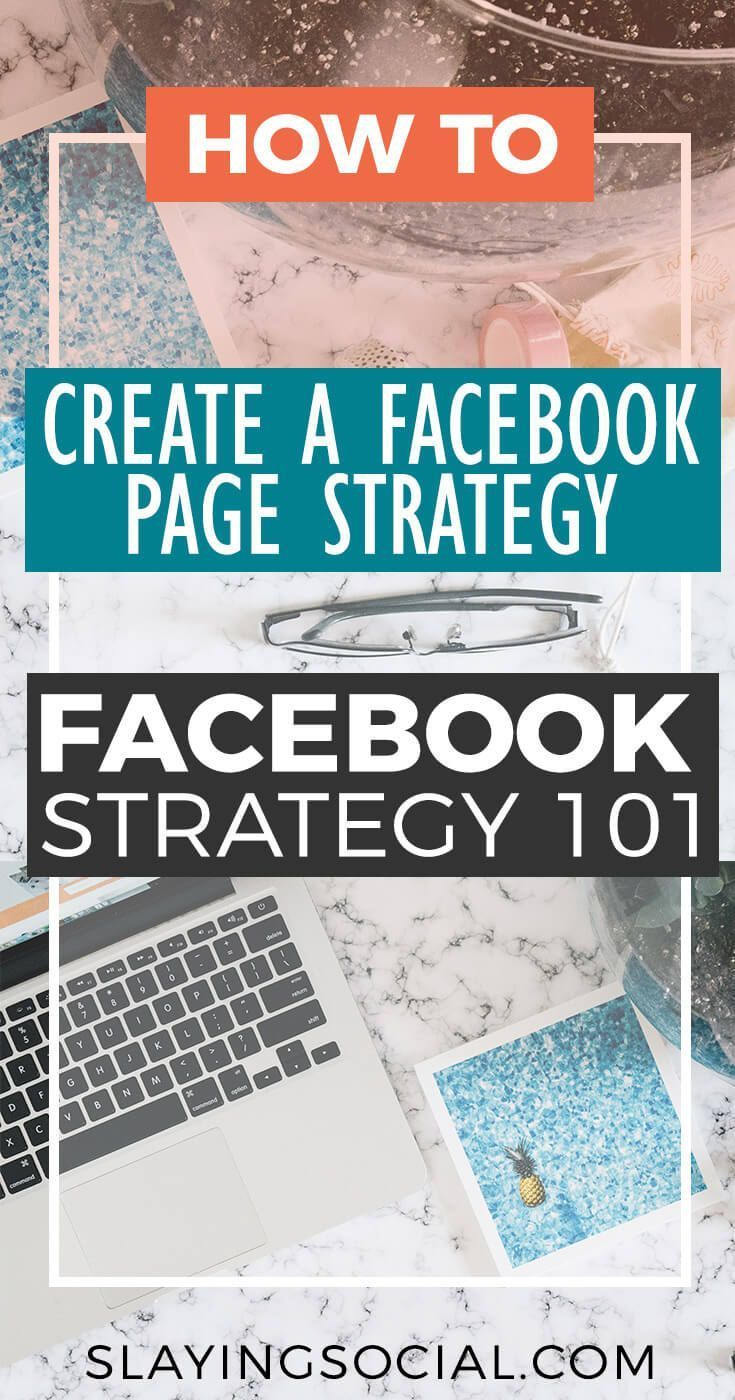When it comes to Facebook strategy, let's face it: most of us are running around like headless chickens. But, Facebook is still among the most important platforms you can use to grow your blog, brand and business. Here's how to nail a Facebook page strate