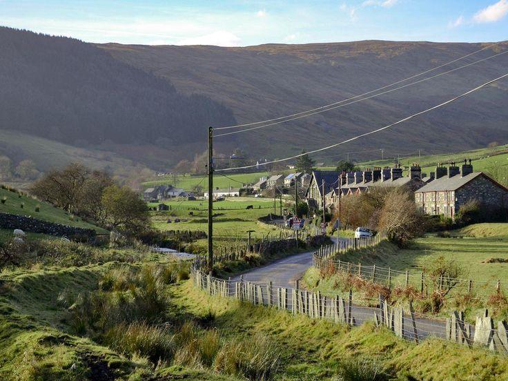 Bryn Rhos Goch (ref UK6182) in Cwm Penmachno, near Betws-y-Coed | cottages.com