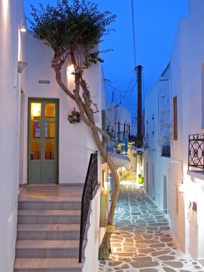 Ibiza old town …