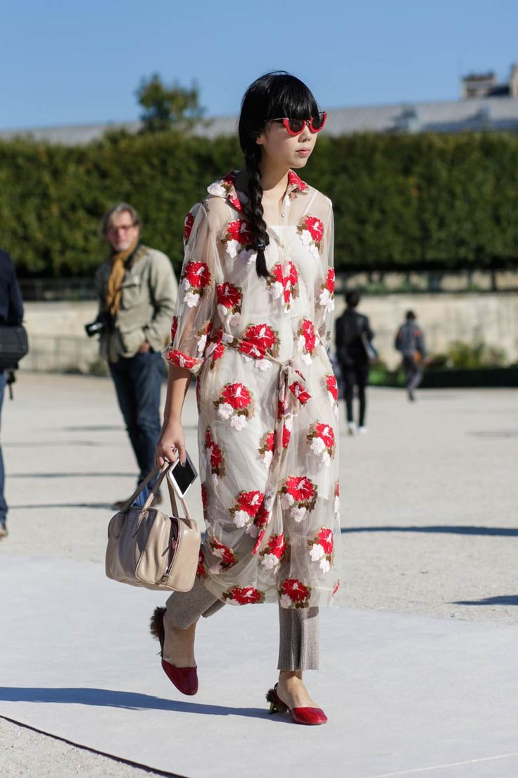 Susie Lau Susie Bubble See 28 Of The Best Street Style Shots During Paris Fashion Week