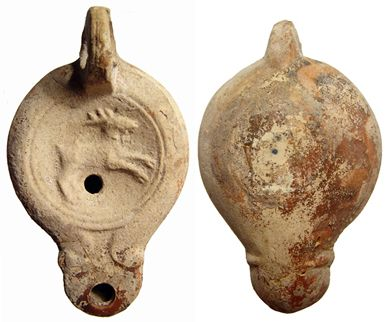 Ancient Resource: Ancient Roman Oil Lamps for Sale