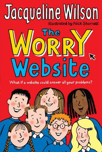The Worry Website by Jacqueline Wilson http://www.amazon.com/dp/0440868262/ref=cm_sw_r_pi_dp_p75Swb0X1BDTZ