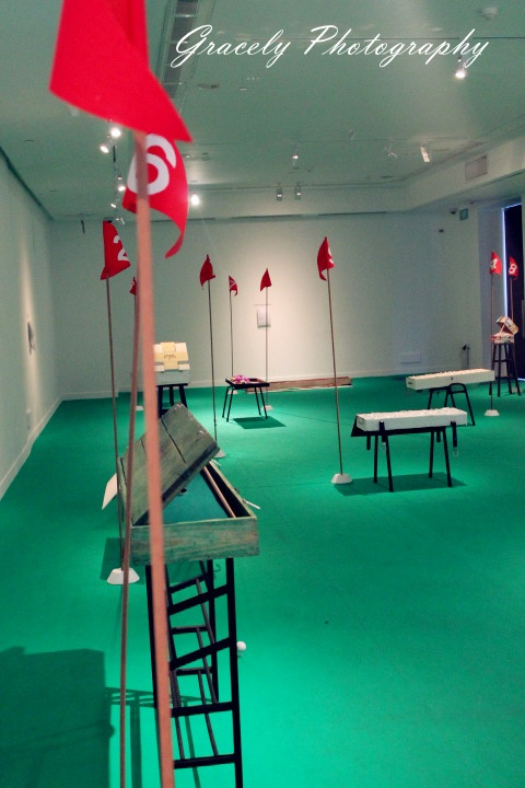 The Golf of Museum Art Singapore