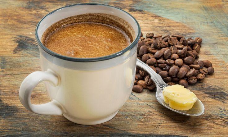 Esse café combina café orgânico, manteiga e óleo de coco. Você se atreve a…