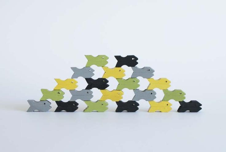 kedublock.brinquedos: Fishes