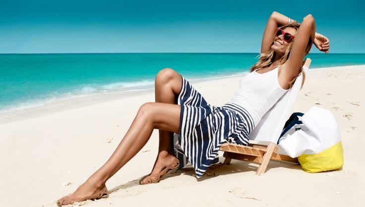 Стильная одежда для пляжного отдыха, как комбинировать, чтобы выглядеть на пляже и в отеле стильно, и чтобы одежда была практична и удобна для отдыха на море