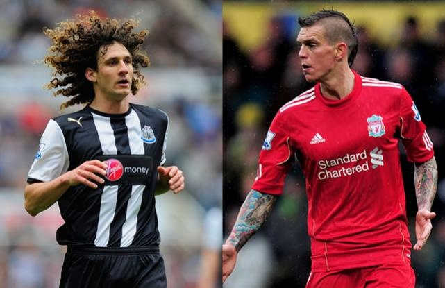 Manchester City are targeting Newcastle's Fabricio Coloccini and Liverpool's Daniel Agger as possible replacements for Joleon Lescott.
