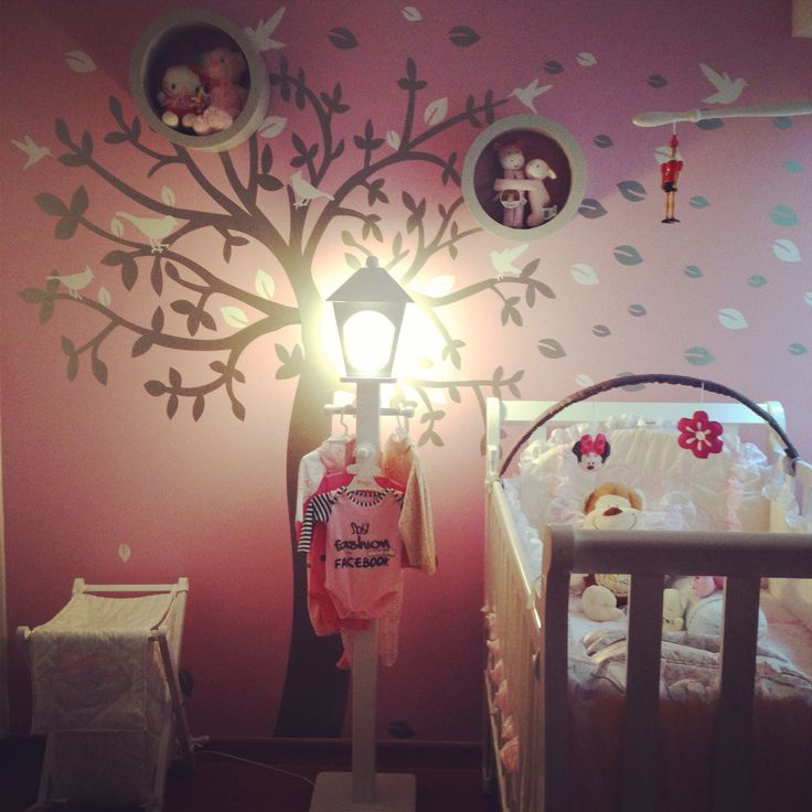 65 best images about Cuartos para baby on Pinterest  Pink ...