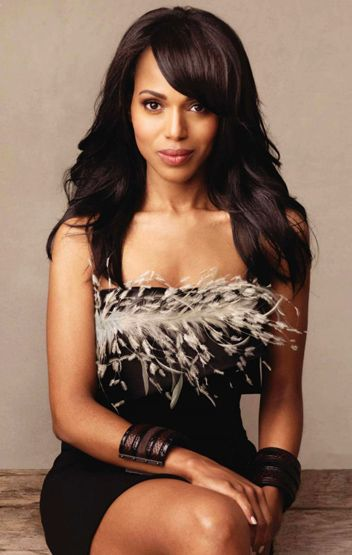 """I think sometimes in life we want to ignore the problems of society and just think about the good. I believe in positive thinking and affirmative living, I also think it's really important to remember all of our disenfranchised members of society."" - Kerry Washington"