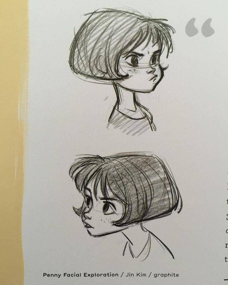 I love this kind of style. I need to get used to putting noses on my characters!!!