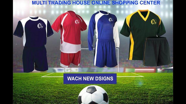 Buy Custom made soccer jerseys cheap uniforms, custom team soccer jersey...