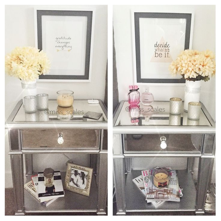 his hers nightstands apartment decor master bedroom On his and hers nightstands