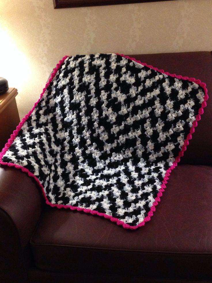 Crochet Zebra Print Baby Blanket Pattern : 17 Best images about Crochet Ideas on Pinterest Fleece ...