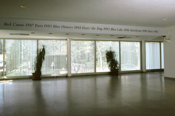 Felix Gonzalez-Torres, UNTITLED, 1989
