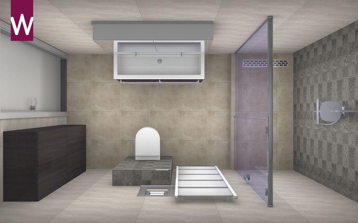 61 beste afbeeldingen van 3d badkamer ontwerpen badkamer for Inrichting badkamer 3d