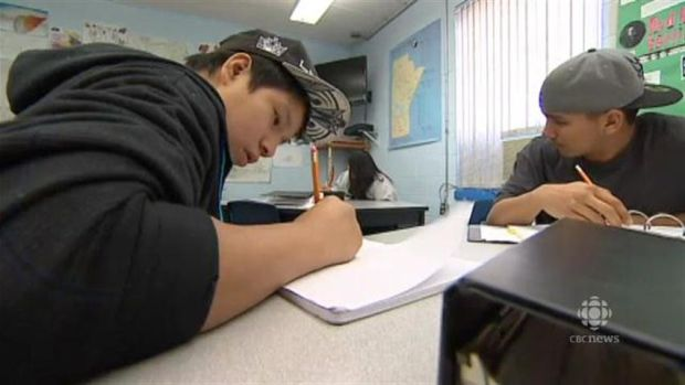 A Manitoba chief says the changes on First Nations education proposed by the federal government are paternalistic and colonialist. Grand Chief Derek Nepinak says the governments proposed reforms remind him of the residential schools, the minister is granted a large amount of authority under the new legislation. The grand chief brings up how schools on the reserve are underfunded, creating a large education gap between off reserve schools.