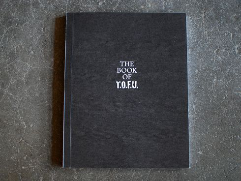 The lovely folks of Herbivore Clothing Company in Portland, Oregon carry The Book of T.O.F.U., along with plenty of other great vegan and cruelty-free clothing options.