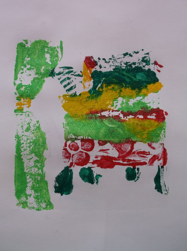 printing fun - Printing With Children