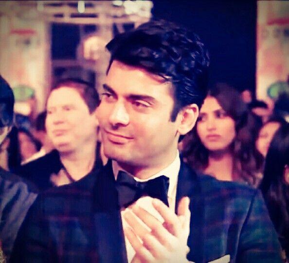 Fawad khan at Filmfare Award 2016
