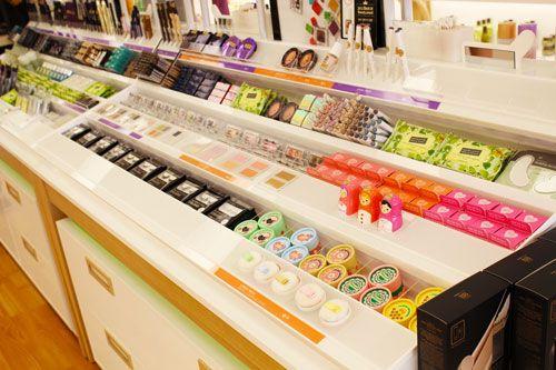 韓国の人気コスメ The Face Shop(ザフェイスショップ)がアイエアに新店舗オープン